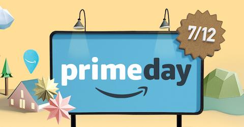 アマゾンはプライム会員向けセール「プライムデー2016」を7月12日に開催