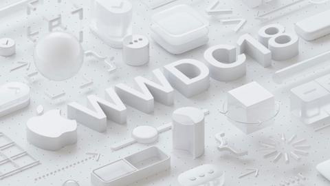 アップルは開発者向けイベント「WWDC2018」