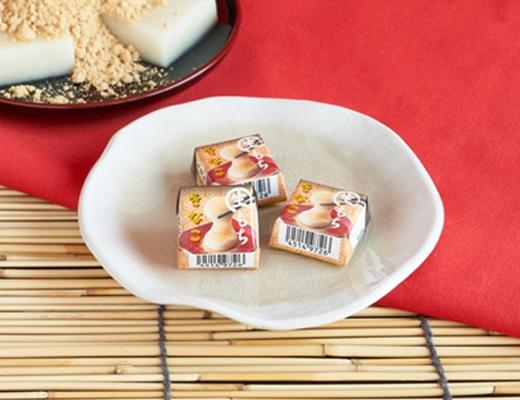 チロルチョコはきなこをまぶした生もちを入れた「チロルチョコ(生もちきなこ)」をローソン先行発売